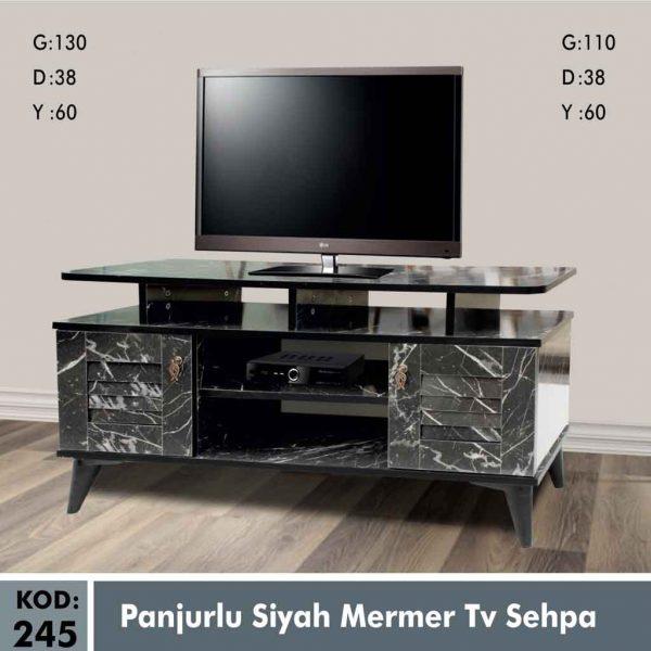 245-siyah-mermer-panjurlu-tv-sehpa
