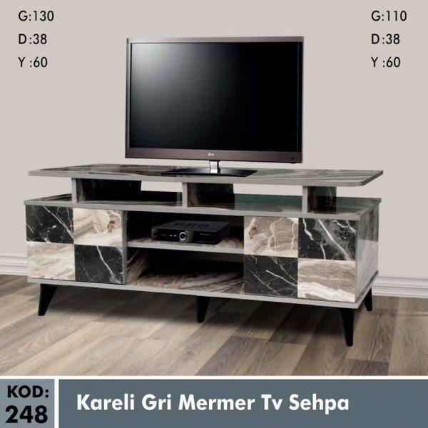 248-gri-mermer-kareli-tv-sehpa