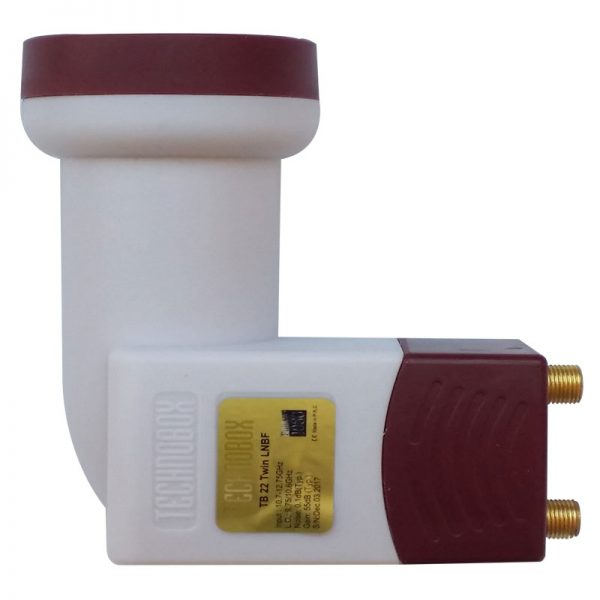 TECHNOBOX ÇİFTLİ UNIVERSAL TWIN LNB
